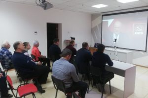 Коммунисты Амурской области приняли участие во Всероссийском онлайн-совещании партактива в преддверии XVIII съезда партии
