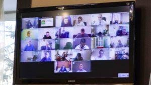 Депутаты фракции КПРФ в Заксобрании Приамурья задали вопросы губернатору региона Василию Орлову