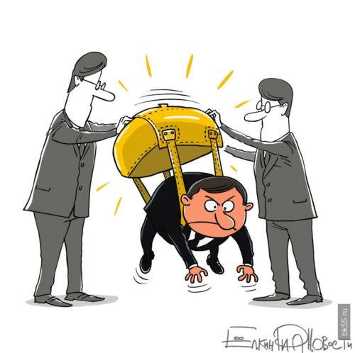 Коммунисты продолжают борьбу с «золотыми парашютами»
