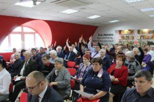 «Социализм — наша ключевая программная установка»: в Благовещенске прошёл второй этап XLVIII Конференции Амурского областного отделения КПРФ
