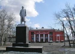 Ленин-в-Райчихинске