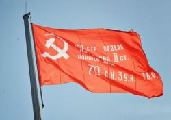 знамя-победы-на-флагштоке
