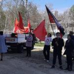 Возложения, автопробеги, поздравления ветеранов: в Приамурье отметили 9 Мая под красными знаменами (ФОТООТЧЕТ)