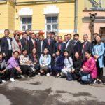 Д.Г. Новиков встретился с делегацией китайских учёных
