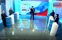 Политические теледебаты в Благовещенске