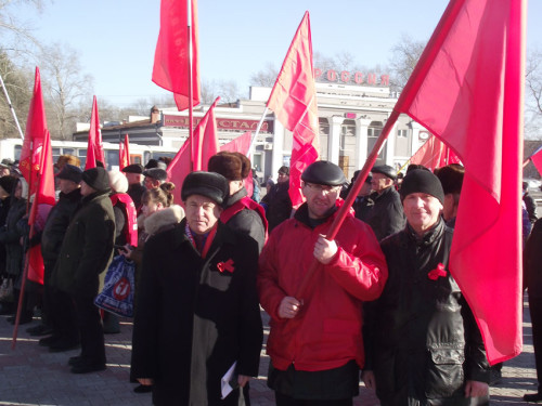 Belogorsk-miting