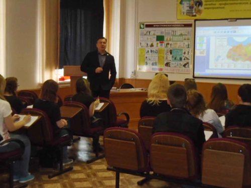 Встречи со студентами