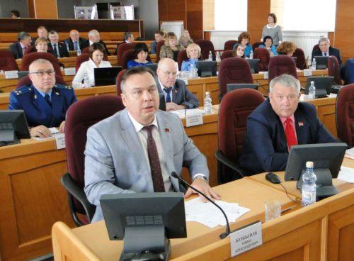 Предложения фракции КПРФ по снижению налогового бремени в Амурской области заблокировали «единороссы»