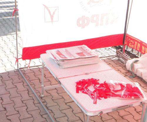 В Приамурье стартовала акция «Красная ленточка»