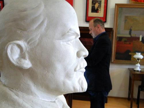 Коллектив Амурского областного музея наградили медалью КПРФ