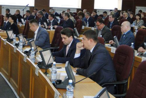 Фракция КПРФ не поддержала бюджет Амурской области во втором чтении