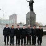 В Амурскую область прибыла делегация Северокорейских коммунистов