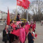 Первомай в Белогорске