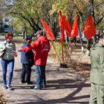В Благовещенске состоялась акция памяти «Чёрный октябрь 93-го»