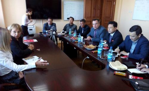 Делегация Северокорейских коммунистов уехала из Амурской области с надеждой на развитие сотрудничества между странами