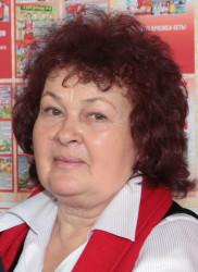 Валентина Чеботарева