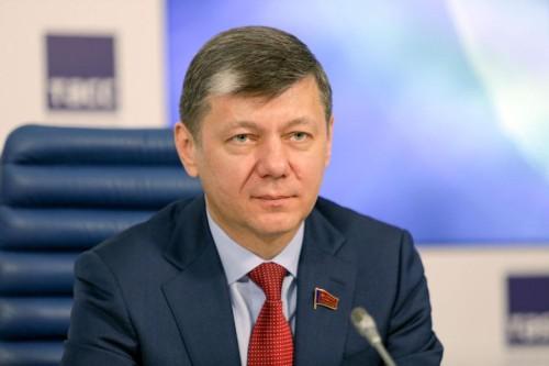 Поздравление Дмитрия Новикова со 100-летием Комсомола