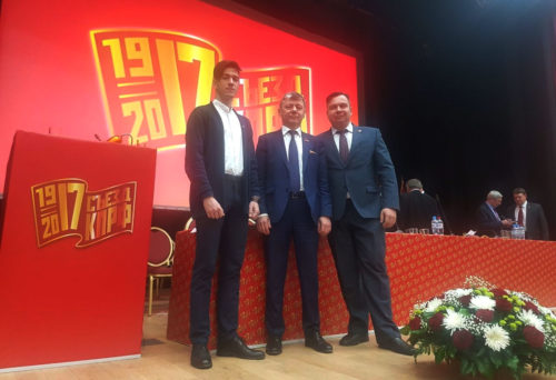 Р.А. Кобызов: «Нашей области и стране в целом важен такой наглядный пример, как достижения Грудинина»