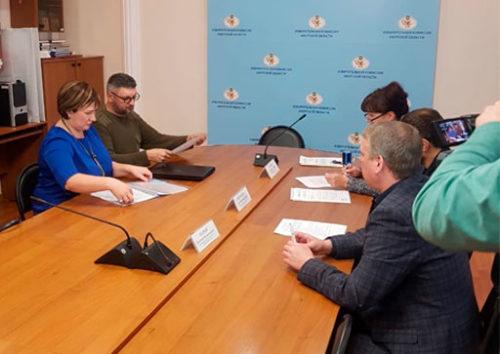 Амурский избирком принял документы на выдвижение кандидата-коммуниста Александра Недосекина