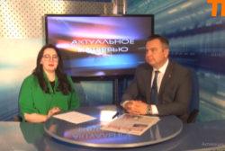 Роман Кобызов на Тындинском телевидении дал оценку работе мэра столицы БАМа и губернатора