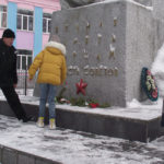 Белогорск отметил праздник Великого Октября