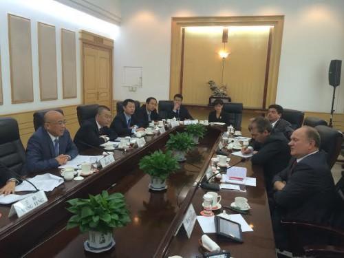 В Пекине подписан Меморандум о сотрудничестве между КПРФ и КПК