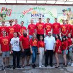 Амурские комсомольцы приняли участие в юбилейном слете комсомольского актива в Приморье