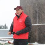 Благовещенск провел возложение к памятнику Ленина в день годовщины Великого Октября
