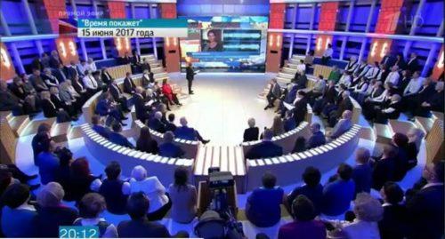 Г.А. Зюганов на Первом канале о «прямой линии» президента: «Проблемы во внутренней политике практически не решаются и перекладываются на плечи регионов»