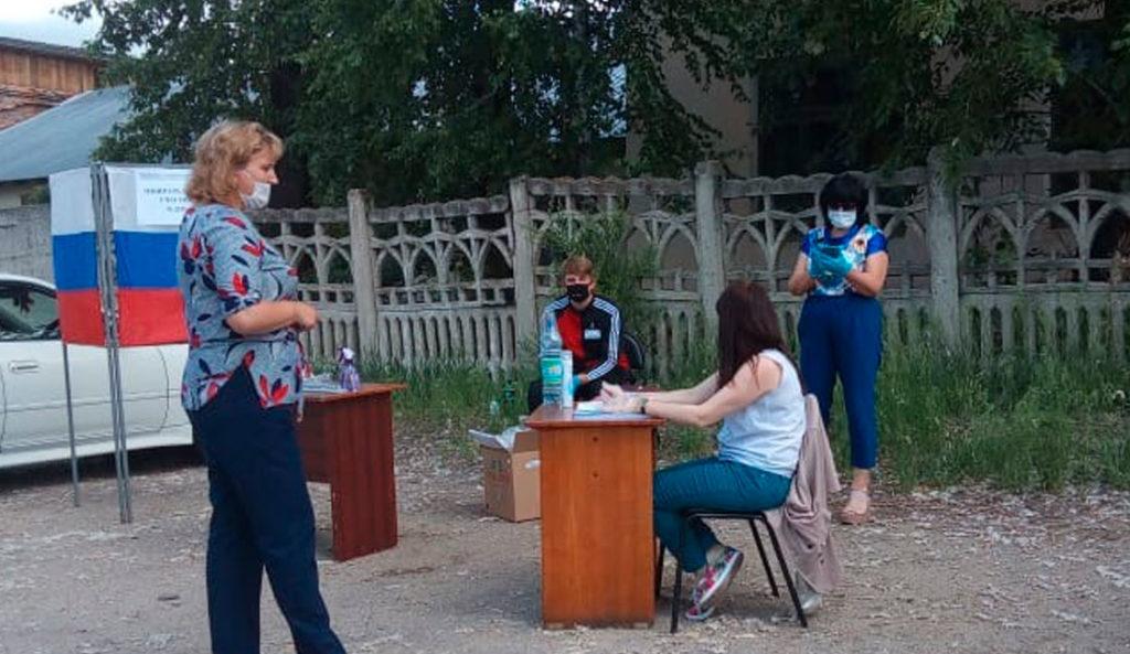 Публичное мероприятие по принятию поправок в Конституцию удалось остановить в Шимановске