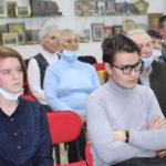 В честь 103-годовщины Великого Октября в Благовещенске прошло торжественное собрание