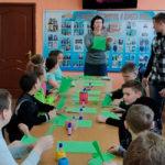 Амурский Комсомол в Благовещенском районе провел мастер-класс «Как появился женский день в России?»