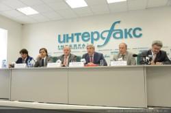 interfaks press-konferencija
