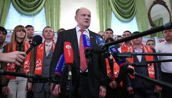 КПРФ соберет миллион подписей граждан за отставку кабинета Медведева