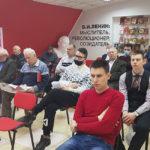 Коммунисты Благовещенска подвели итоги работы в 2020 году