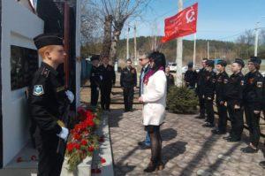 Накануне Дня Победы депутаты-коммунисты поздравили свободненских ветеранов войны