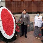 Амурское отделение отметило 75-летие победы над милитаристской Японией